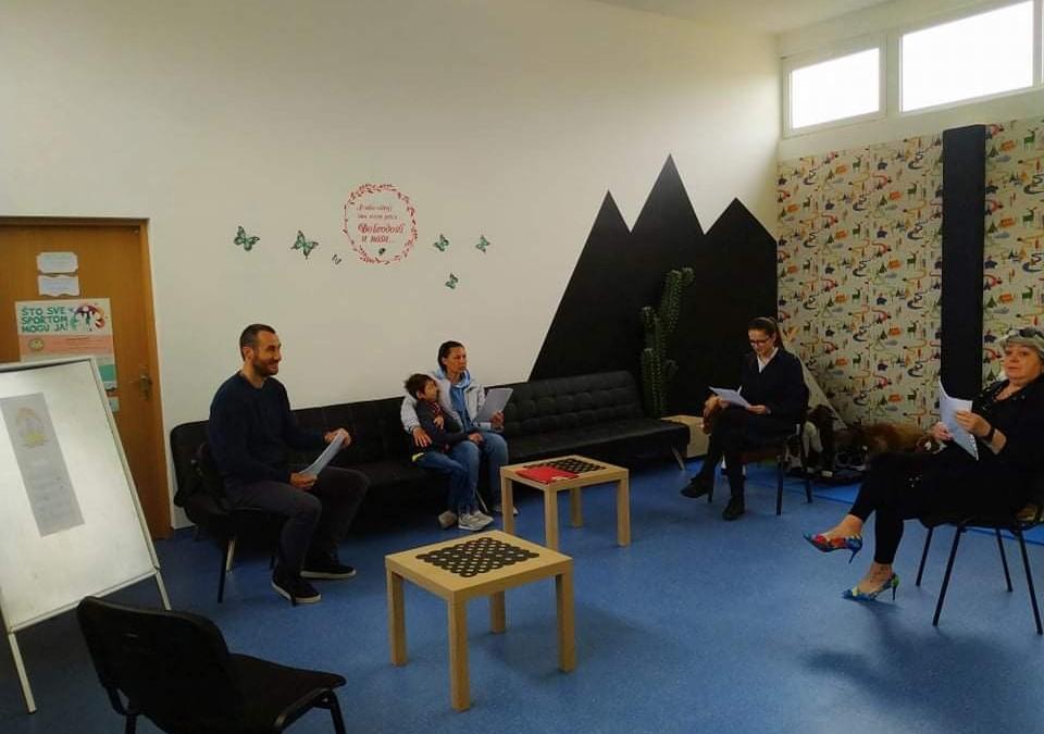 """Održan prvi koordinacijski sastanak u sklopu projekta """"Rastimo, igrajmo se i učimo zajedno! – program poludnevnog boravka za djecu Vukovara"""""""