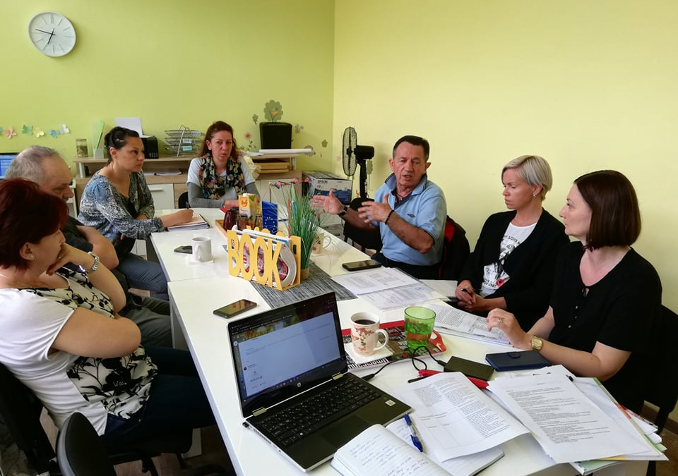 Održan I. koordinacijski sastanak projektnog tima
