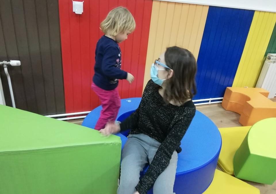 Igraonica za djecu predškolske dobi u Vukovarskim leptirićima